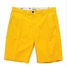 Timberland 男款檸檬黃短褲|A1M4F