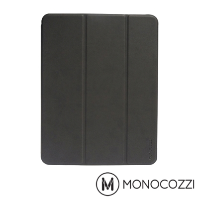 MONOCOZZI iPad Pro 12.9吋(2018)多角度立架保護套(有筆槽)