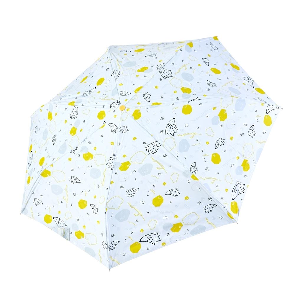 RAINSTORY -8°降溫凍齡個人自動傘(刺蝟)