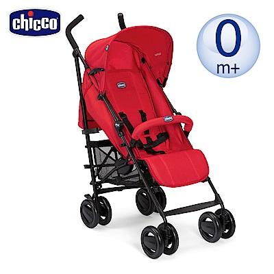 chicco-London輕便推車(閃耀紅/幾何黑)