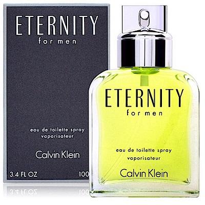 Calvin Klein CK Eternity 永恆男性淡香水 100ml