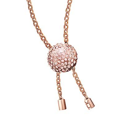 CALVIN KLEIN  Side 系列時尚球形珠造型手鍊