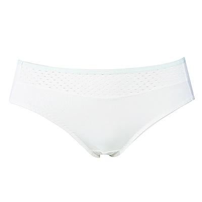 蕾黛絲-曉女生冰咖啡紗搭配低腰內褲 M-EL 粉綠