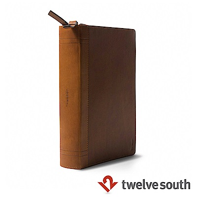Twelve South Journal CaddySack 真皮數位線材收納盒