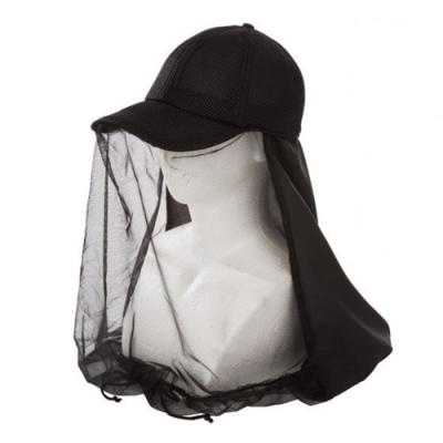 日本NEEDS戶外抗UV防蚊帽防蚊蟲帽含細目防蚊網罩682565(適頭圍約51.5-60cm)防蚊子帽防蚊面罩防虫帽子