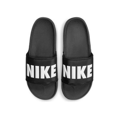 NIKE 男女 休閒 拖鞋 黑 NIKE OFFCOURT SLIDE BQ4639012