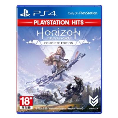 地平線:期待黎明 完全版 (中文版) PlayStation Hits