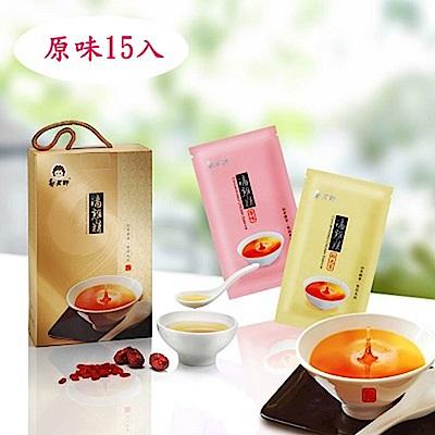 郭老師 養生滴雞精 原味 (80ml/包,15包/盒)