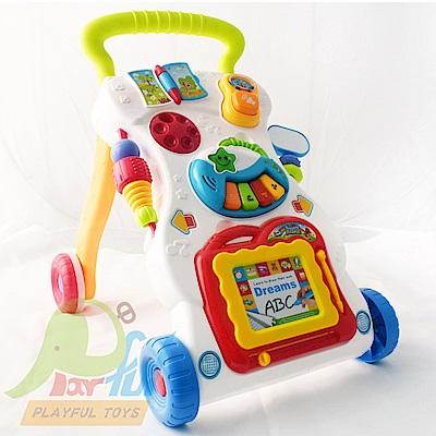Playful Toys 頑玩具 手推音樂學步車