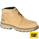 【CAT】PARKER ESD ST 潮流鋼頭鞋-卡其(90713)