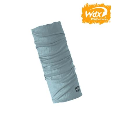 【Wind x-treme】美麗諾羊毛保暖多功能頭巾 5010 淺天藍(透氣、圍領巾、西班牙)