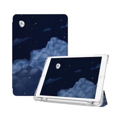 ZOYU原創 iPad mini 6 8.3吋 保護殼 透明氣囊殼 彩繪圖案款(三折式/軟殼/內置筆槽/可吸附筆)