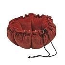 BOWSERS杯型極適寵物床-櫻桃紅紋L