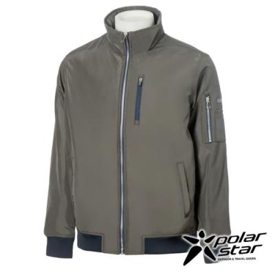 【PolarStar】中性 防風保暖飛行外套『軍綠』P20217