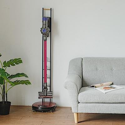 Home Feeling 第二代吸塵器收納架/直立式/掃地機器人(2色)