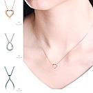 [時時樂限定] A-LUXE 亞立詩 Petite系列美鑽項鍊