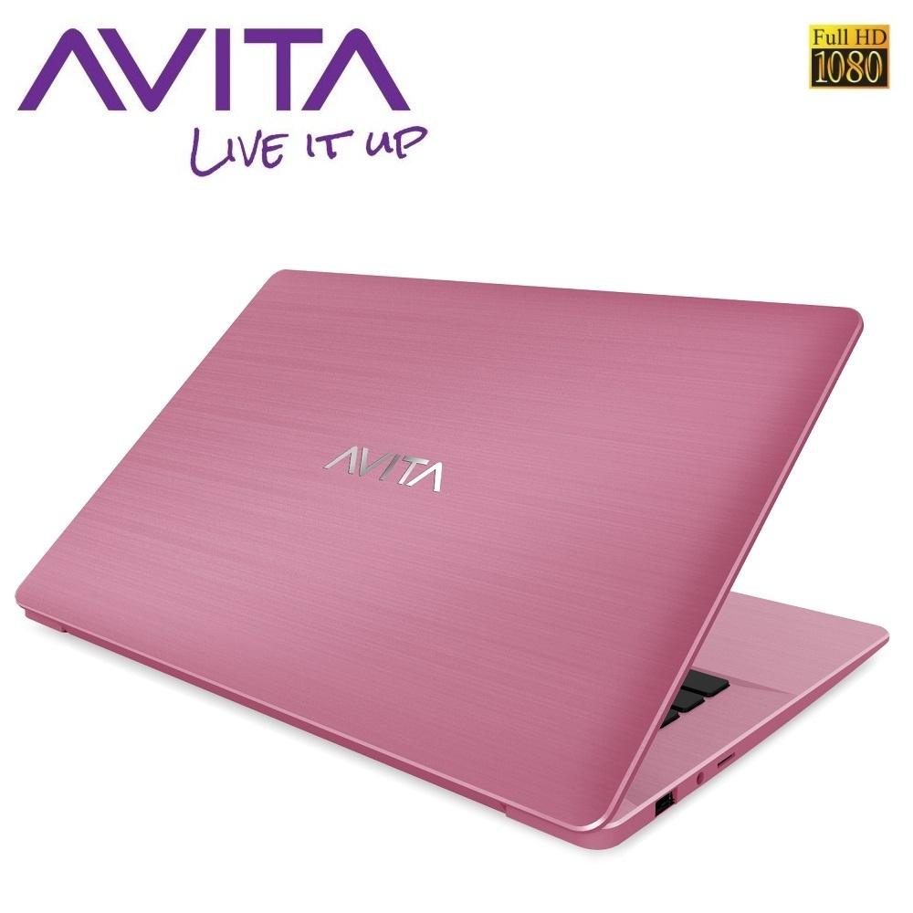 AVITA PURA 14吋筆電-粉紅鑽(i5-8265U/8G/256G SSD/win10)