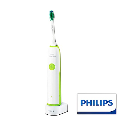 【Philips 飛利浦】Geneva Clean 潔淨音波震動牙刷 HX3216