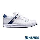 K-SWISS Lundahl WP防水系列 休閒運動鞋-男-白/藍