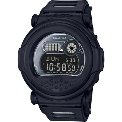 G-SHOCK 35周年紀念電子錶-黑(G-001BB-1A)/30mm
