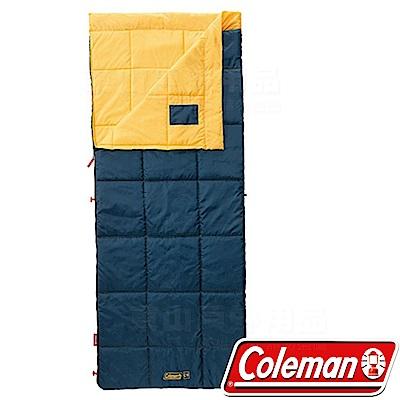 Coleman CM-34775黃 信封型表演者睡袋III 適溫10度/睡蛋