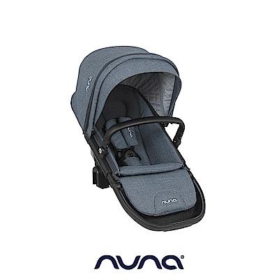 荷蘭 nuna-Demi grow專屬座椅(灰藍色/黑色)