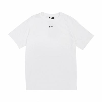 Nike T恤 NSW Essential Top 女款 NSW 運動休閒 基本款 流行 穿搭 白 黑 DH4256100