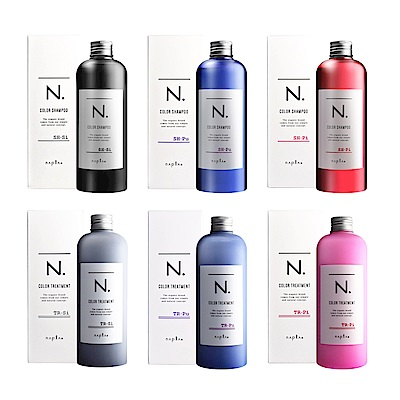 *Napla娜普菈 N.系列炫彩洗髮精320ml / 護髮乳300g