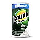 美國Bounty 彩色印花廚房紙巾-隨意撕(110張)/捲