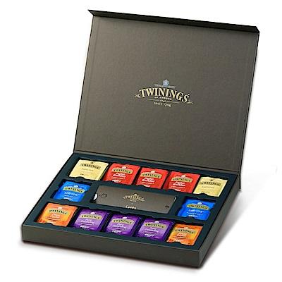 唐寧茶 Twinings 藝術家禮盒-經典紅茶系列(48茶包)