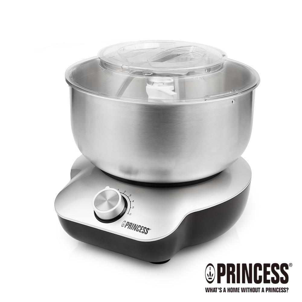 PRINCESS荷蘭公主桌上型全能攪拌機/4L不鏽鋼盆220129 獨家開發三項專利家用機種