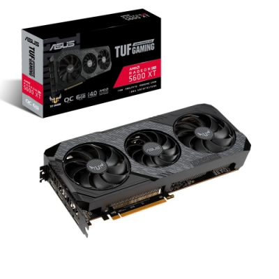 ASUS TUF3 Radeo RX 5600 XT OC 6GB EVO GAMING 顯示卡
