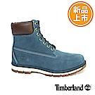 Timberland 男款海軍藍Radford麂皮6吋靴