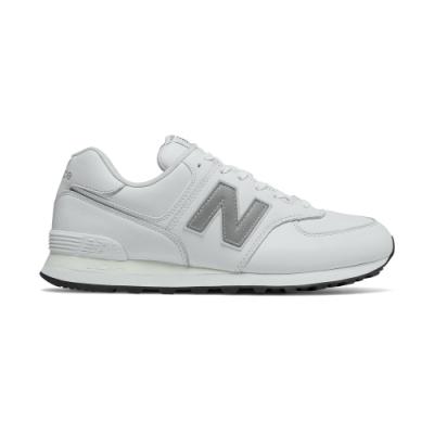 New Balance 復古鞋 ML574LPW 中性 白色