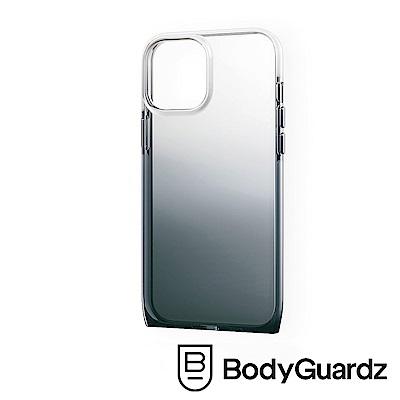 美國 BodyGuardz iPhone 12 / 12 Pro Harmony 和諧曲線軍規殼 - 黑色漸層