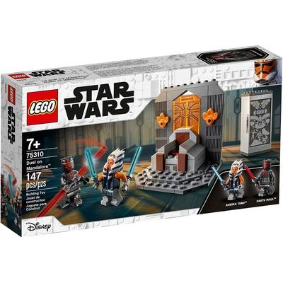 樂高LEGO 星際大戰系列 - LT75310 Duel on Mandalore