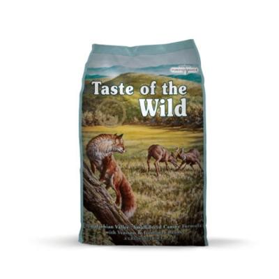 美國Taste of the Wild海陸饗宴-阿帕拉契鹿肉鷹嘴豆(小型犬專用無榖山珍) 5.6kg(12.35LBS)