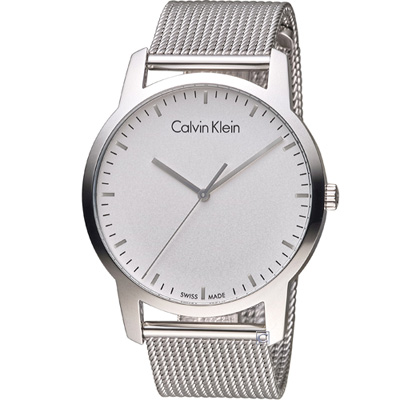 Calvin Klein K2G city 都會系列米蘭時尚腕錶(K2G2G126)