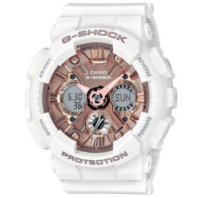 CASIO G-SHOCK/魅力圈專屬時尚運動腕錶 GMA-S120MF-7A2DR
