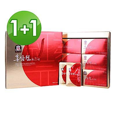 2組可折價券220【正官庄】高麗蔘元Forte 禮盒(50mlx30包)/盒(買一送一) 效期至2021/02/25
