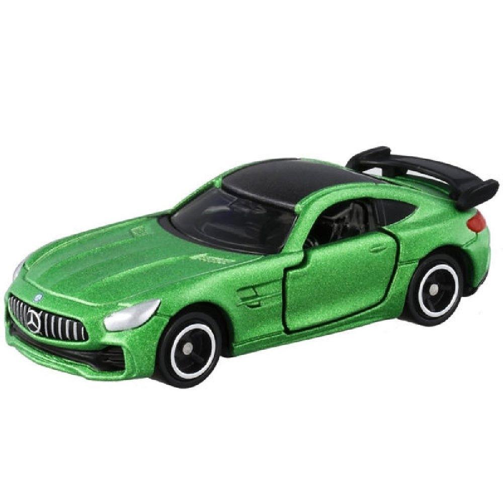 任選TOMICA NO.007 賓士AMG GT-R_TM007A4 多美小汽車節 限定商品