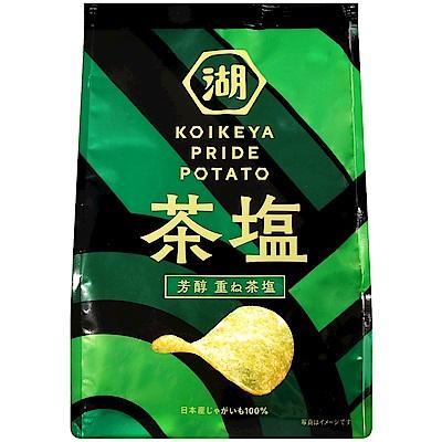 湖池屋 PRIDE POTATO茶鹽薯片(60g)