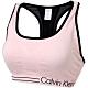【Calvin Klein】ck機能速乾兩面穿無襯墊運動內衣(粉色) product thumbnail 1