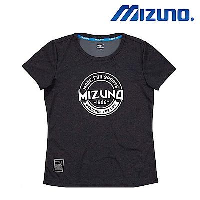 MIZUNO 美津濃 1906女短袖T恤 D2TA770209