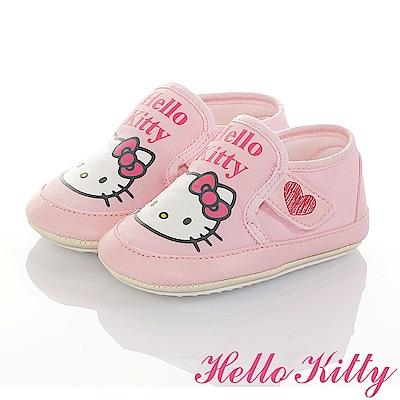 HelloKitty 輕量減壓寶寶學步娃娃童鞋-粉