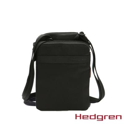 【Hedgren】墨黑安全出遊小側背包 - HFOL 07