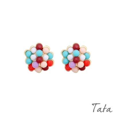 繽紛糖果耳環 TATA