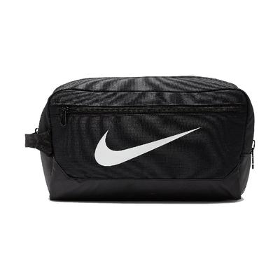 Nike 鞋袋 Training Shoe Bag 男女款 健身 重訓 手提袋 收納袋 外出 黑 白 BA5967010