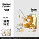 American Explorer 美國探險家 20吋 登機箱 行李箱 YKK拉鍊 卡通箱 橘貓 63G (慵懶貓生) product thumbnail 2