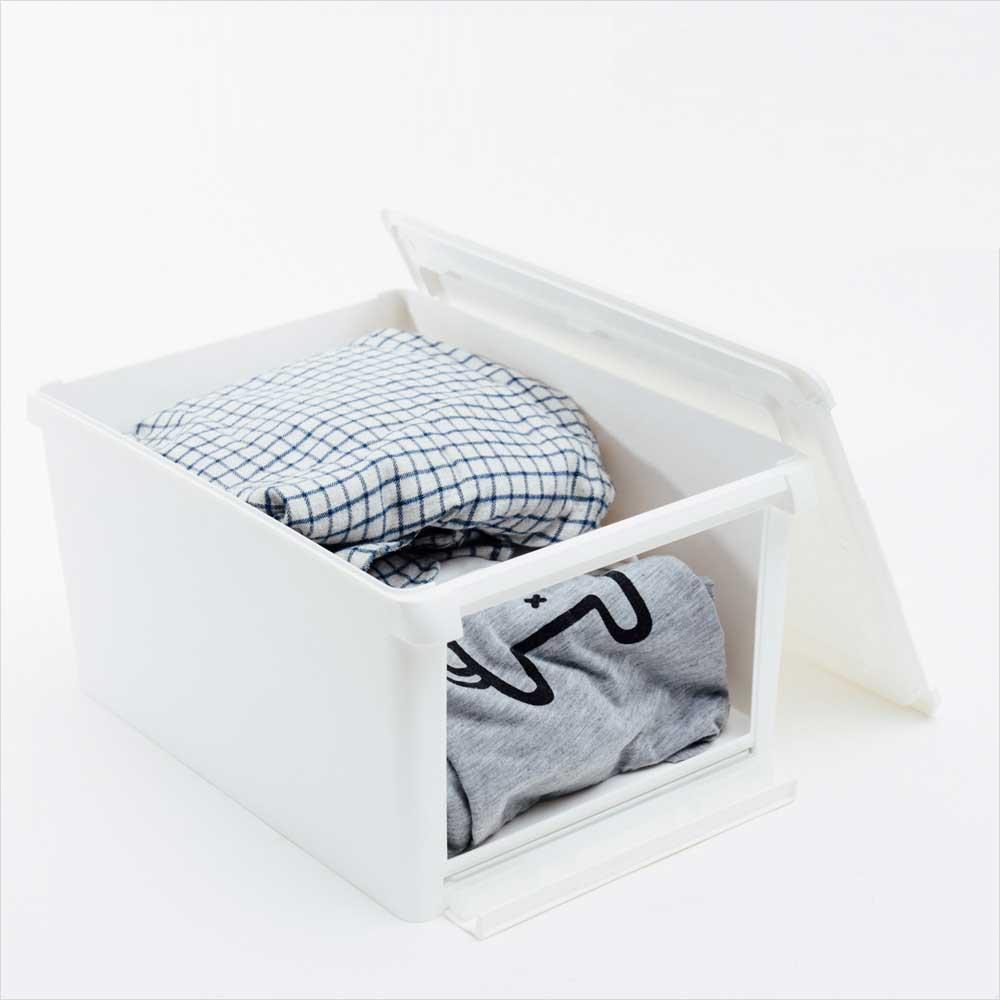 完美主義 整理箱/收納箱/衣物櫃/小屋子 (2色)